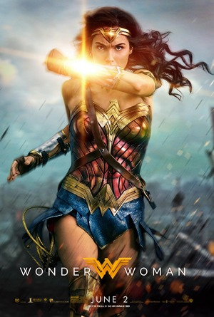 Wonder Woman (2017) DVD Release Date