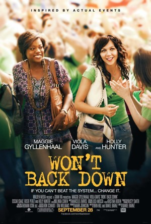 Won't Back Down (2012) DVD Release Date