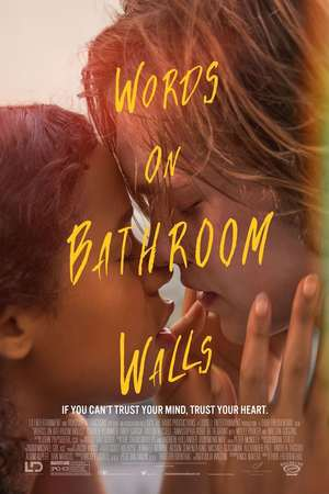 Words on Bathroom Walls (2020) DVD Release Date