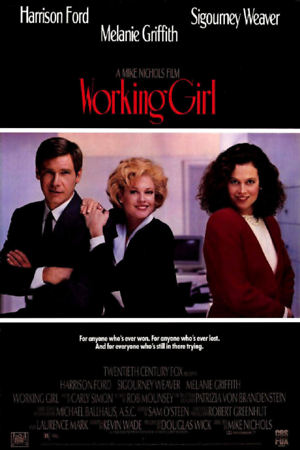 Working Girl (1988) DVD Release Date