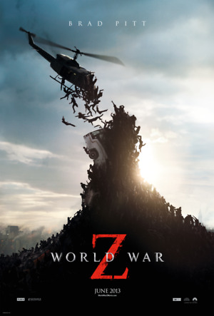 World War Z (2013) DVD Release Date