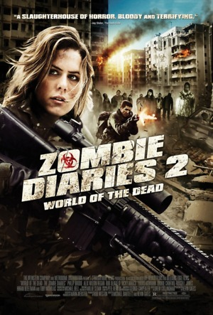World of the Dead: The Zombie Diaries (2011) DVD Release Date