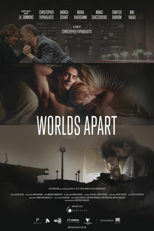 Worlds Apart (2015) DVD Release Date