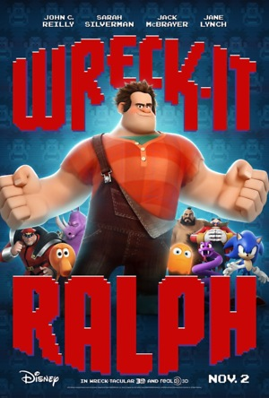 Wreck-It Ralph (2012) DVD Release Date
