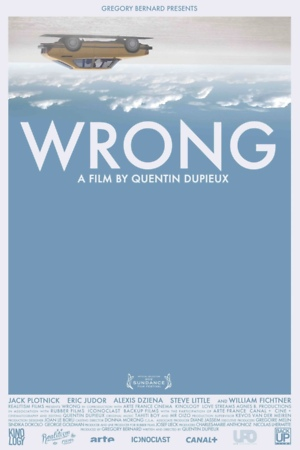 Wrong (2012) DVD Release Date