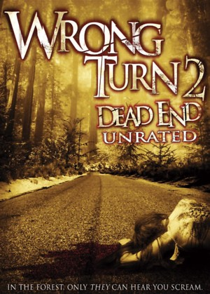 Wrong Turn 2: Dead End (Video 2007) DVD Release Date