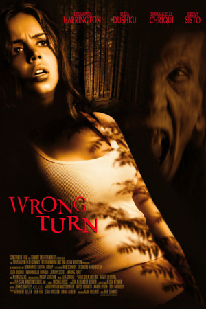 Wrong Turn (2003) DVD Release Date