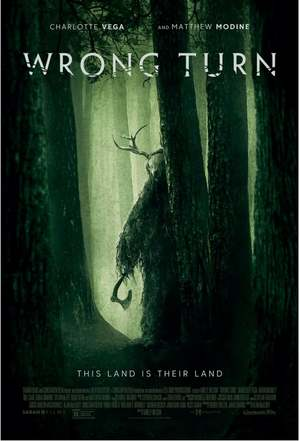 Wrong Turn (2021) DVD Release Date