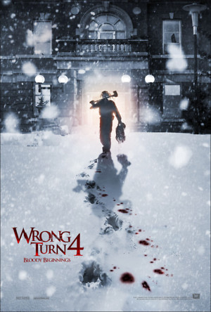Wrong Turn 4 (2011) DVD Release Date
