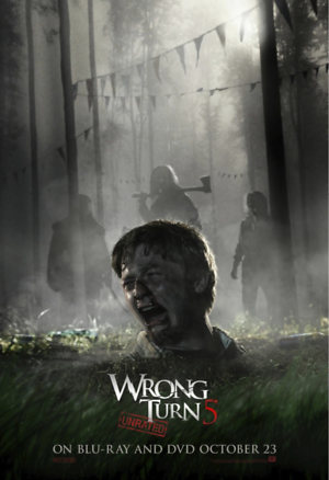 Wrong Turn 5 (2012) DVD Release Date