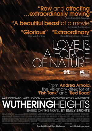 Wuthering Heights (2011) DVD Release Date