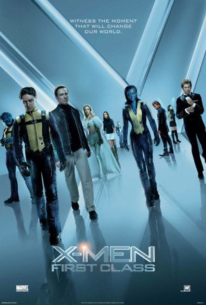 X-Men: First Class (2011) DVD Release Date