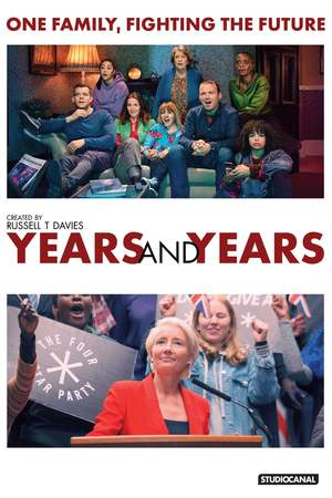 Years and Years (TV Series 2019- ) DVD Release Date
