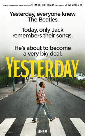 Yesterday (2019) DVD Release Date