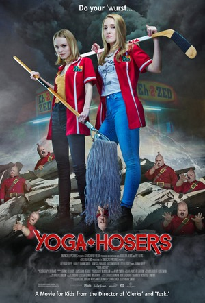 Yoga Hosers (2016) DVD Release Date