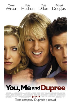 You, Me and Dupree (2006) DVD Release Date