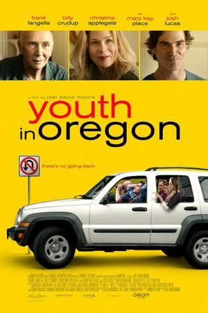 Youth in Oregon (2016) DVD Release Date