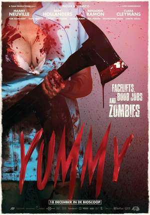 Yummy (2019) DVD Release Date