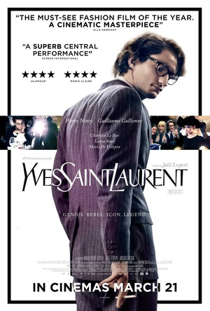 Yves Saint Laurent (2014) DVD Release Date