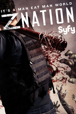 Z Nation (TV Series 2014- ) DVD Release Date
