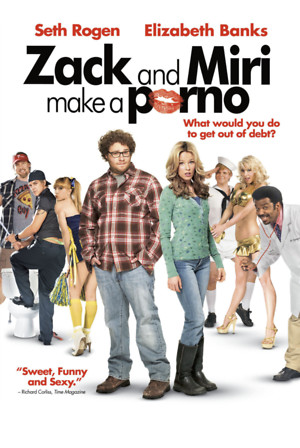 Zack and Miri Make a Porno (2008) DVD Release Date
