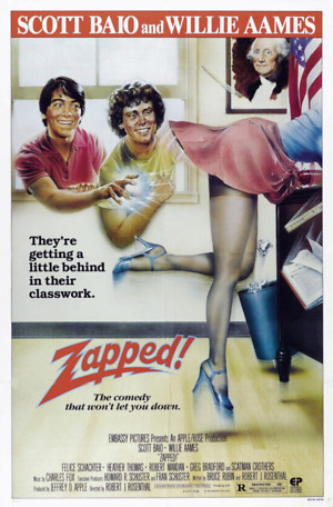 Zapped! (1982) DVD Release Date