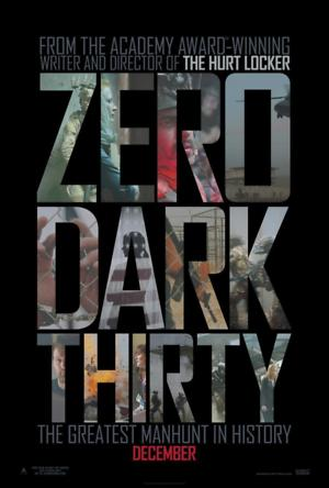 Zero Dark Thirty (2012) DVD Release Date