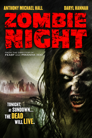 Zombie Night (2013) DVD Release Date