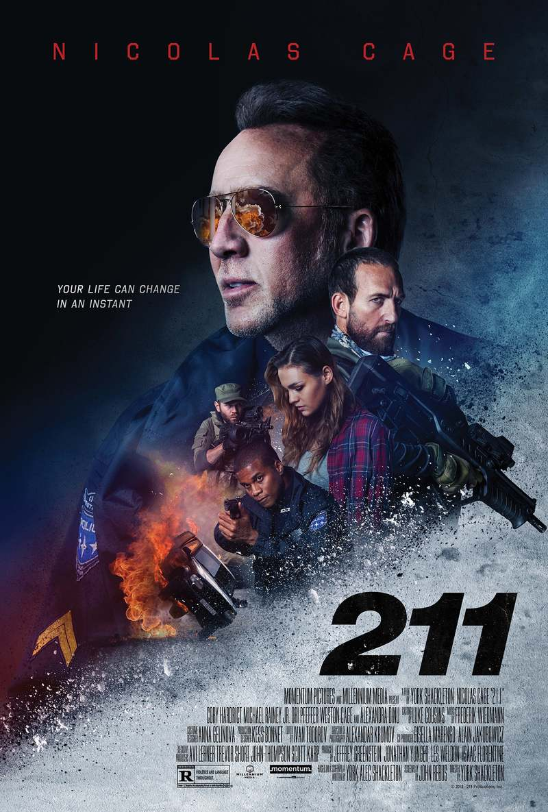 211 dvd movie poster release july movies posters