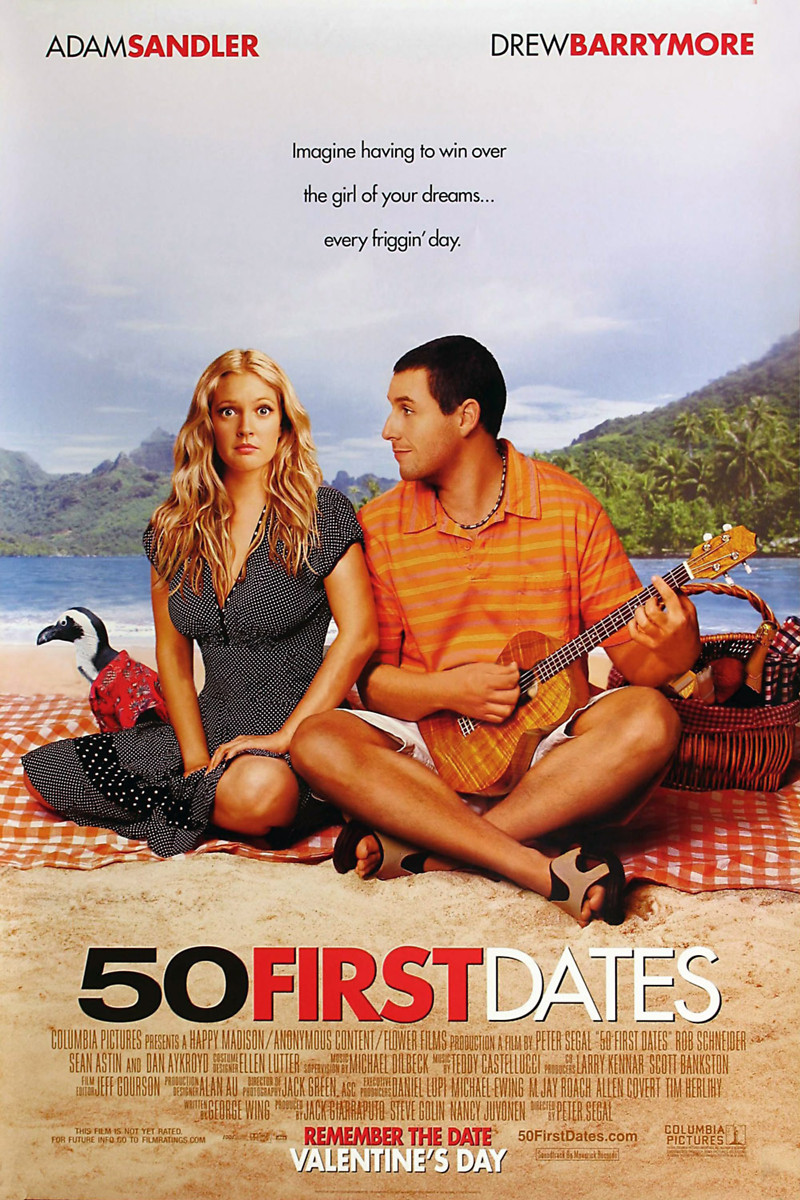 50 days of dating movie