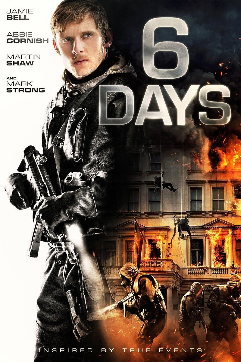 6 Days DVD Release Date October 3, 2017