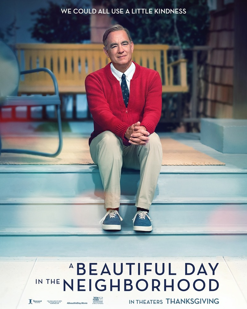 A Beautiful Day In The Neighborhood Dvd Release Date February 18 2020