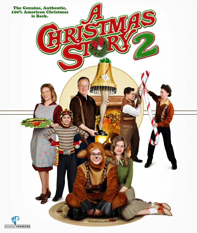 A Christmas Story 2  2012   A Christmas Story 2 Poster
