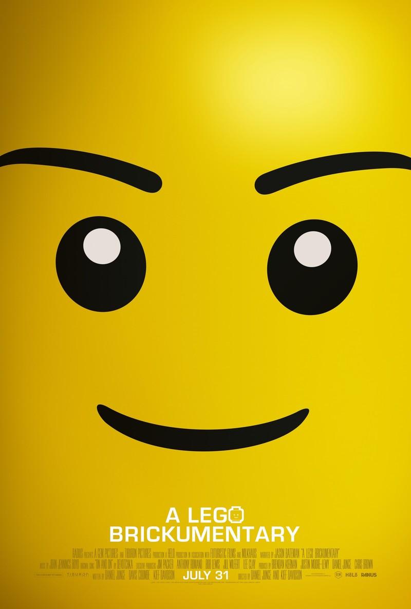 A LEGO Brickumentary DVD Release Date November 3, 2015