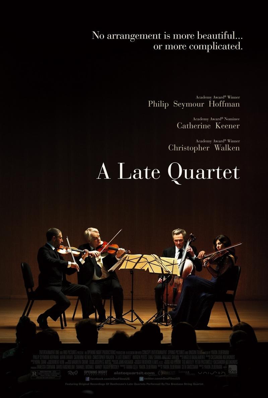 A Late Quartet DVD Release Date February 5, 2013