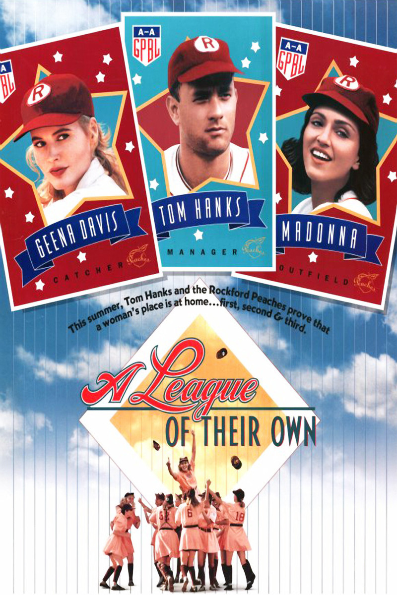 A League of Their Own DVD Release Date