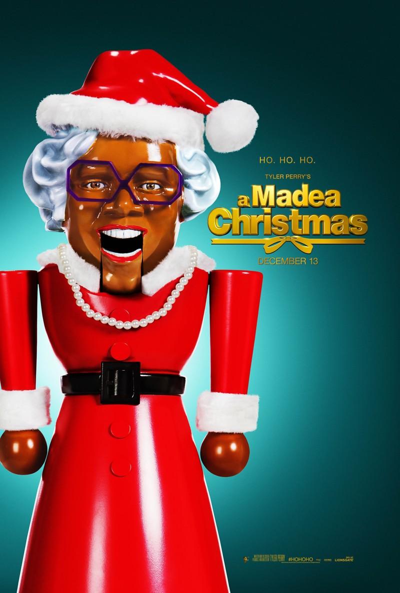 A Madea Christmas The Movie Trailer