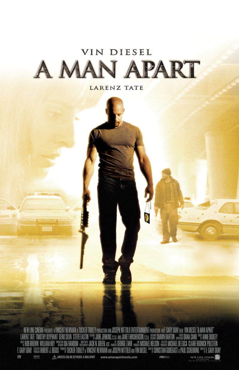 A Man Apart DVD Release Date September 2, 2003