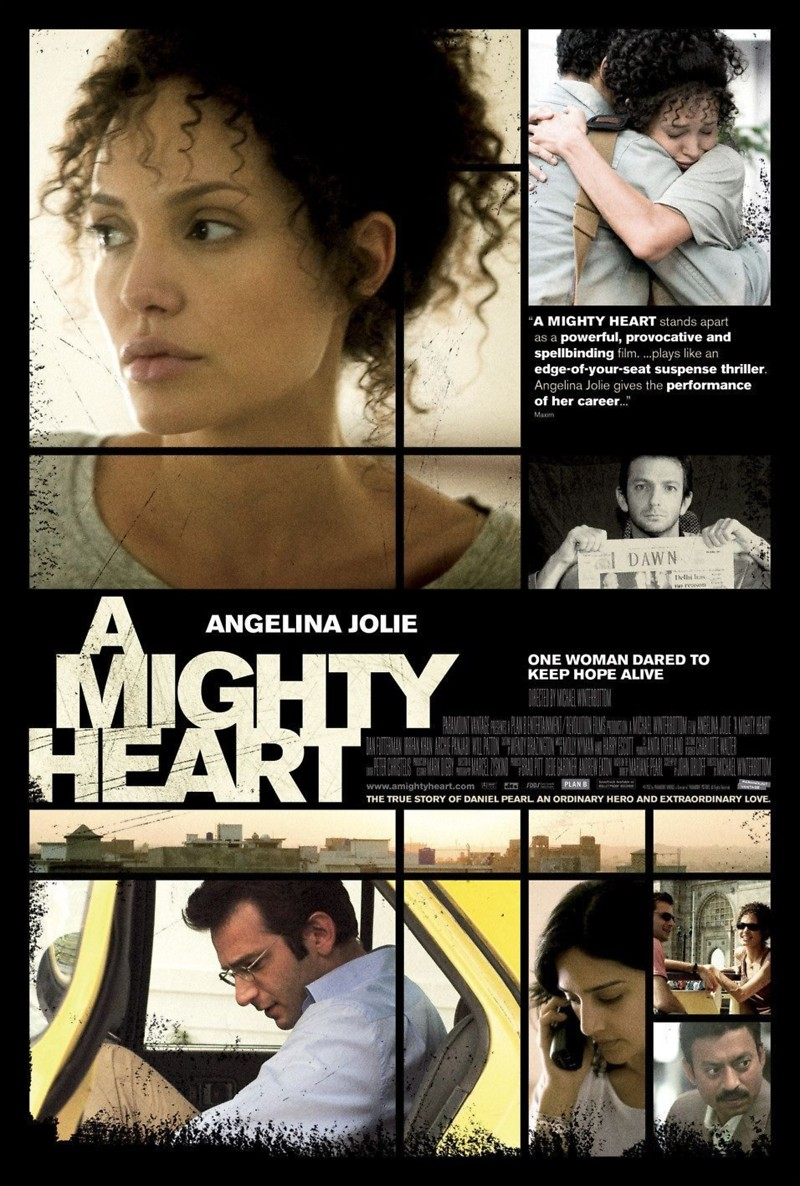 a mighty heart dvd release date october 16 2007