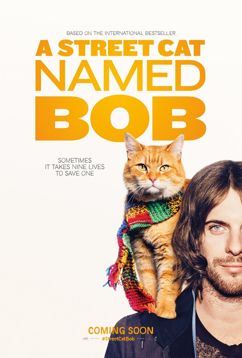 Poster A Street Cat Named Bob