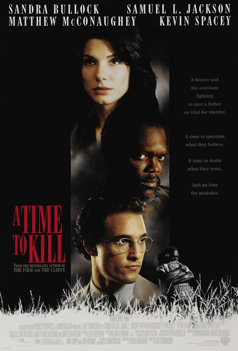 A Time to Kill DVD Release Date