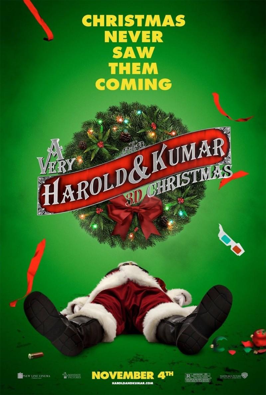A Very Harold And Kumar Christmas.A Very Harold Kumar 3d Christmas Dvd Release Date February