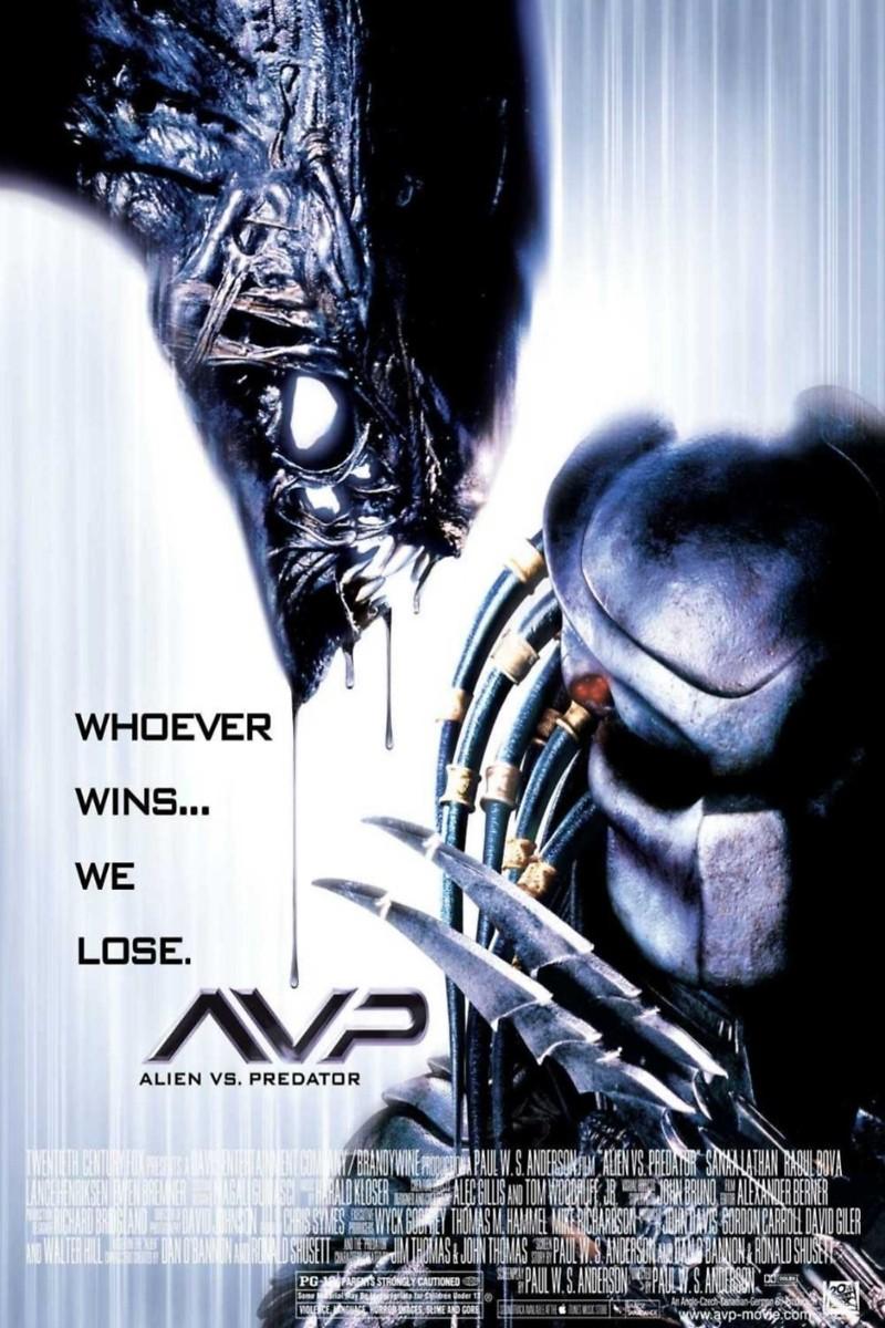 AVP: Alien vs. Predator DVD Release Date January 25, 2005