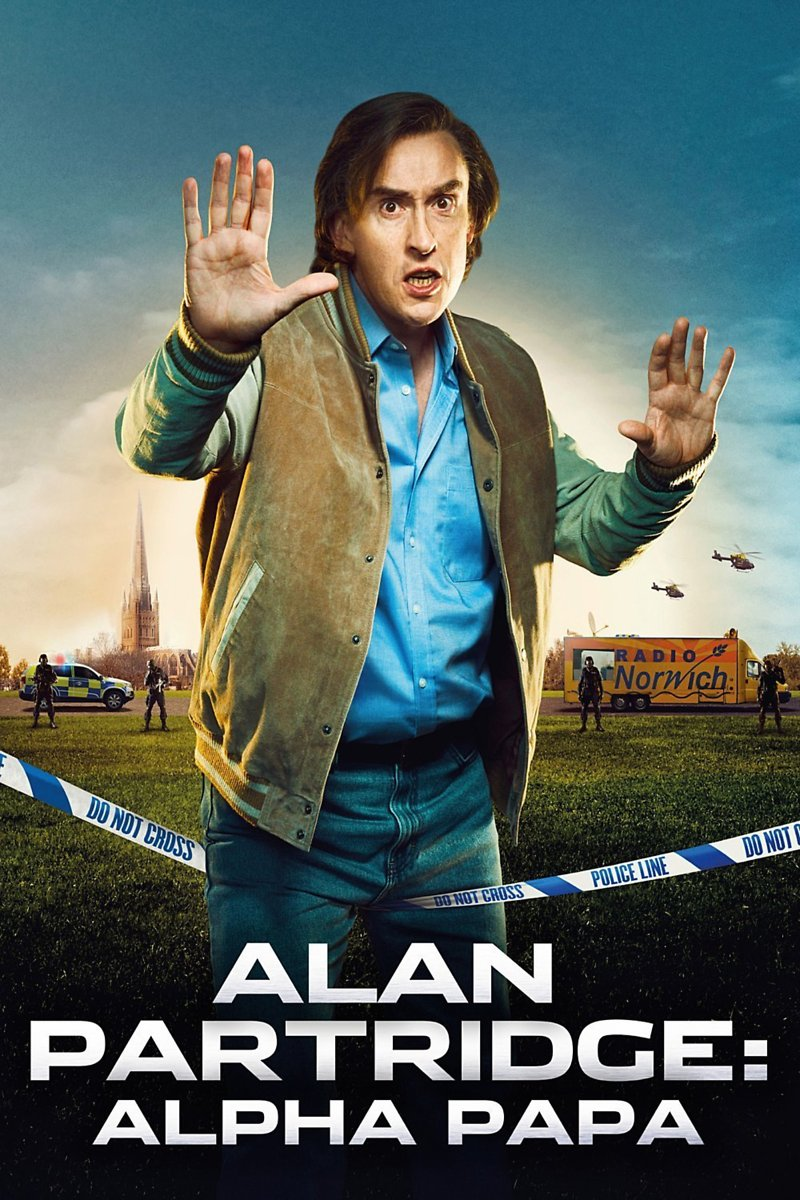 Alan Partridge Trailer Movie