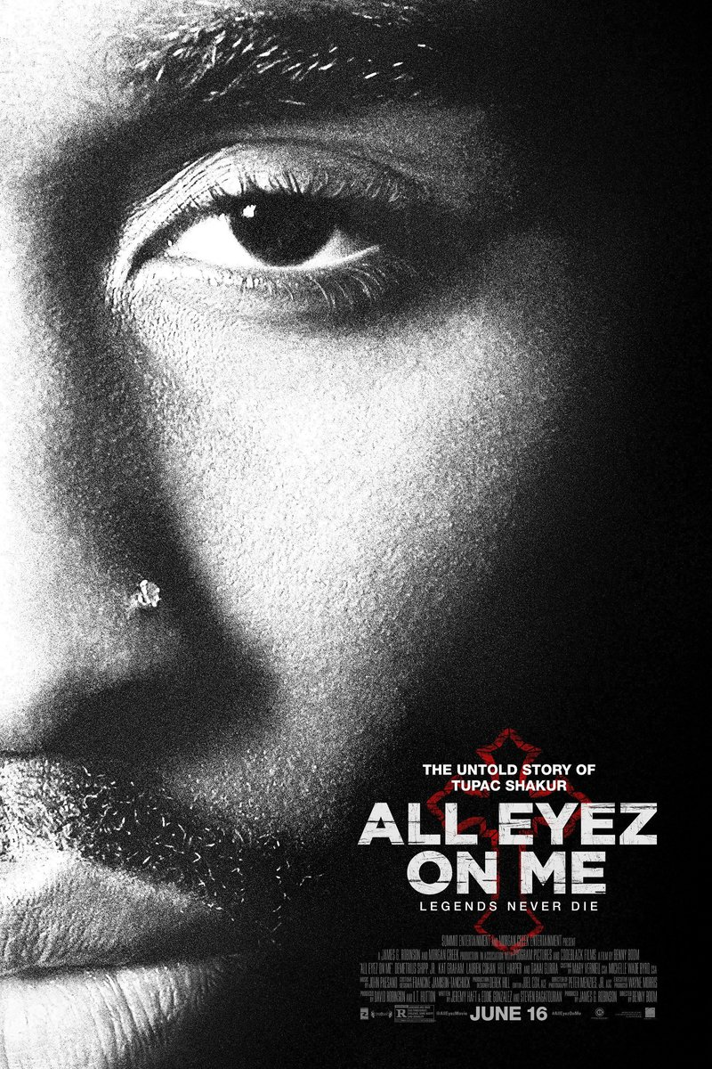 All eyez on me release date