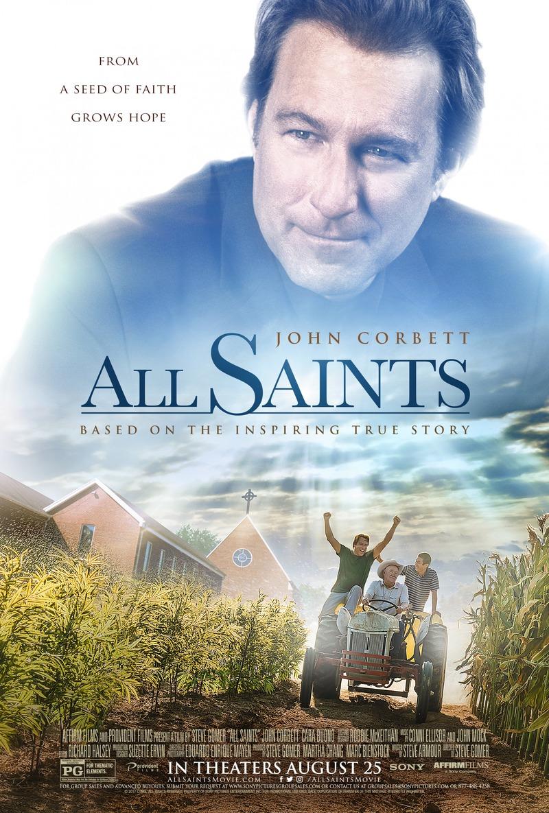 All Saints DVD Release Date December 12, 2017