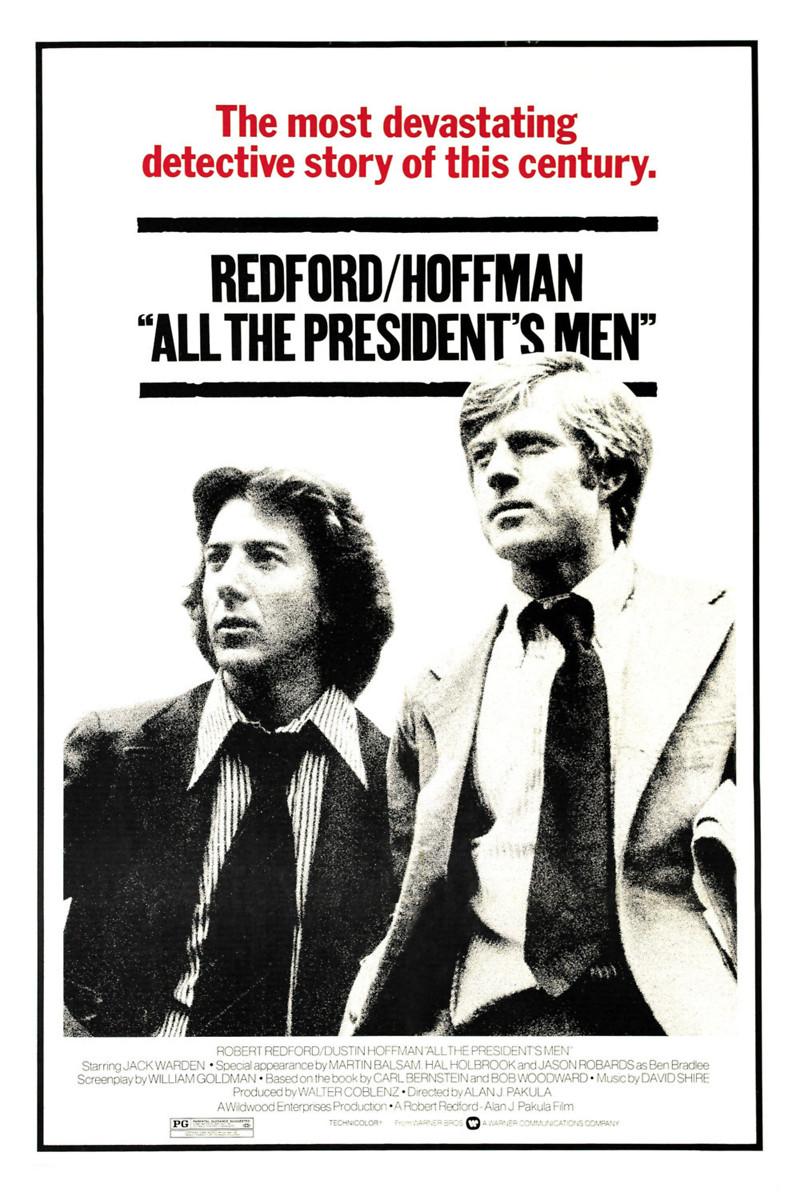 All the president's men movie distributer
