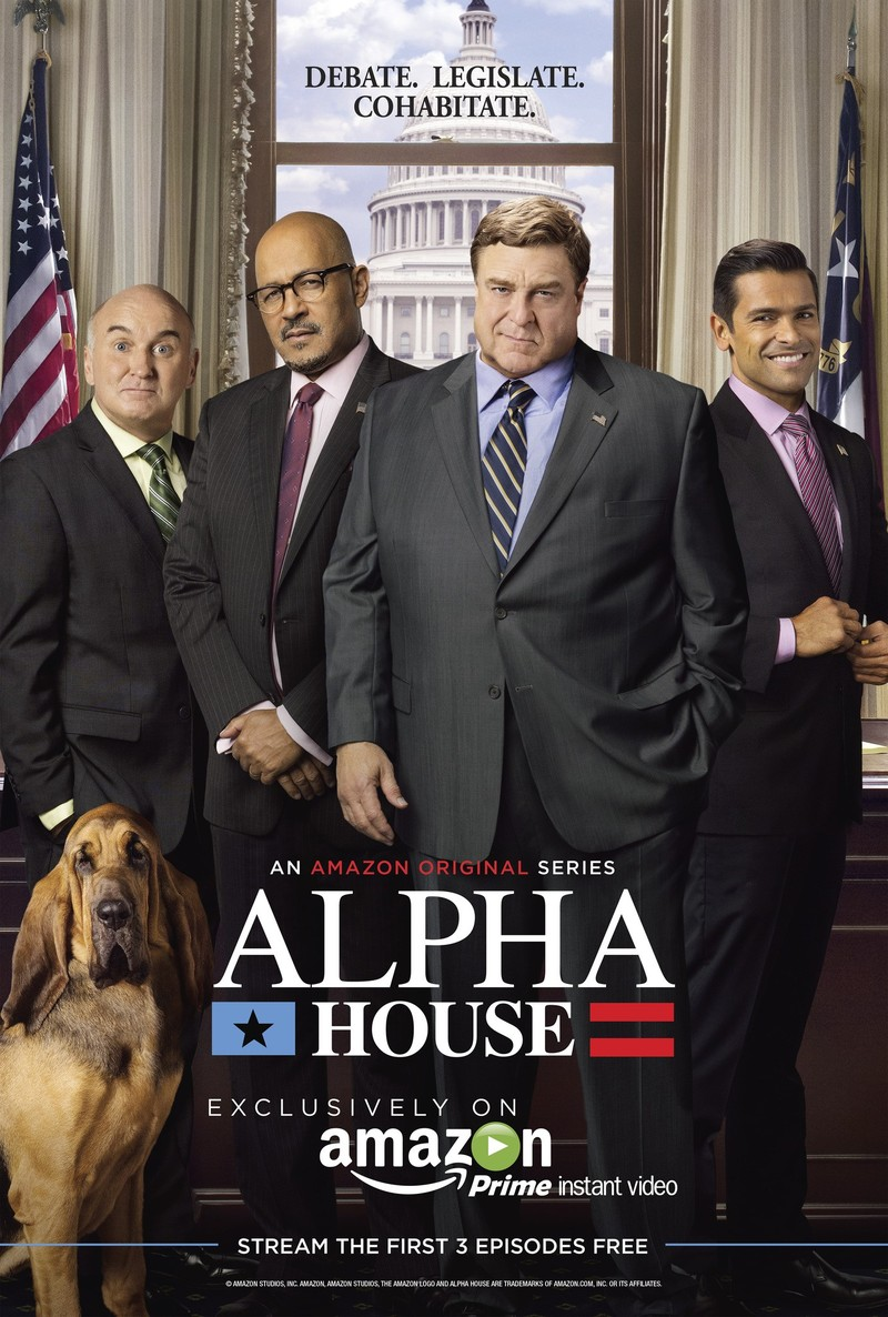 Captivating Alpha House (TV Series)