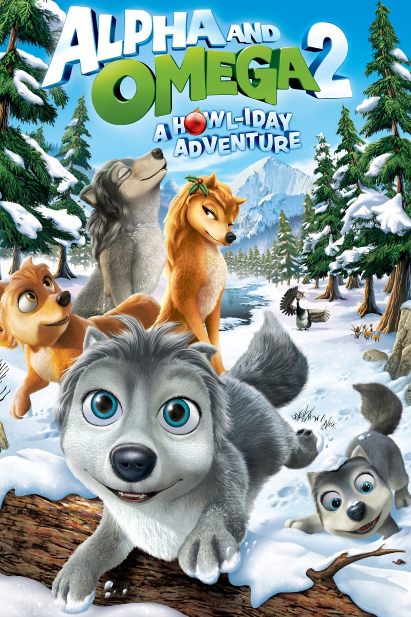 Alpha and Omega 2: A Howl-iday Adventure DVD Release Date ...