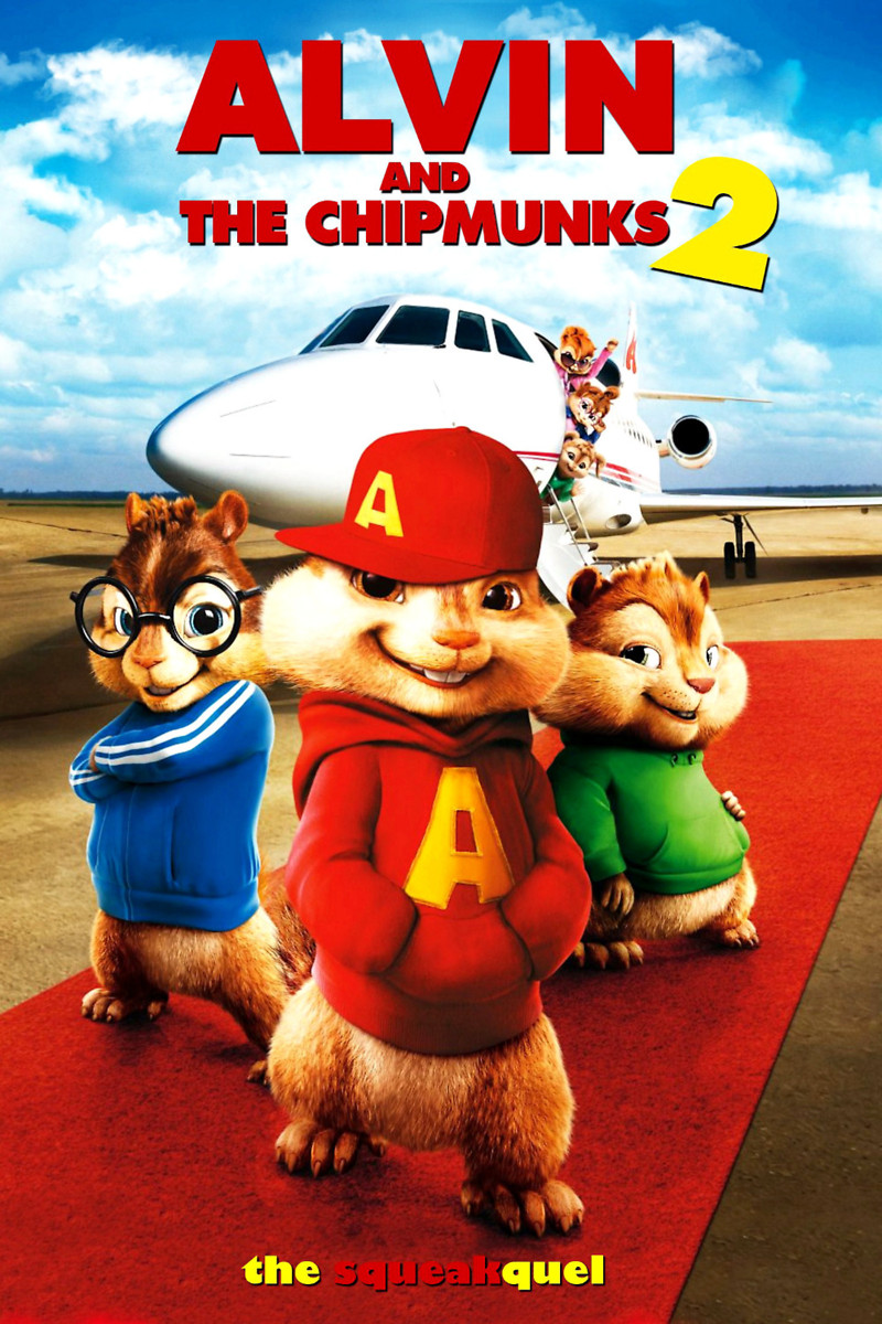 Alvin And The Chipmunks The Squeakquel Dvd Release Date March 30 2010